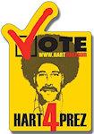 Vote Shape Magnets